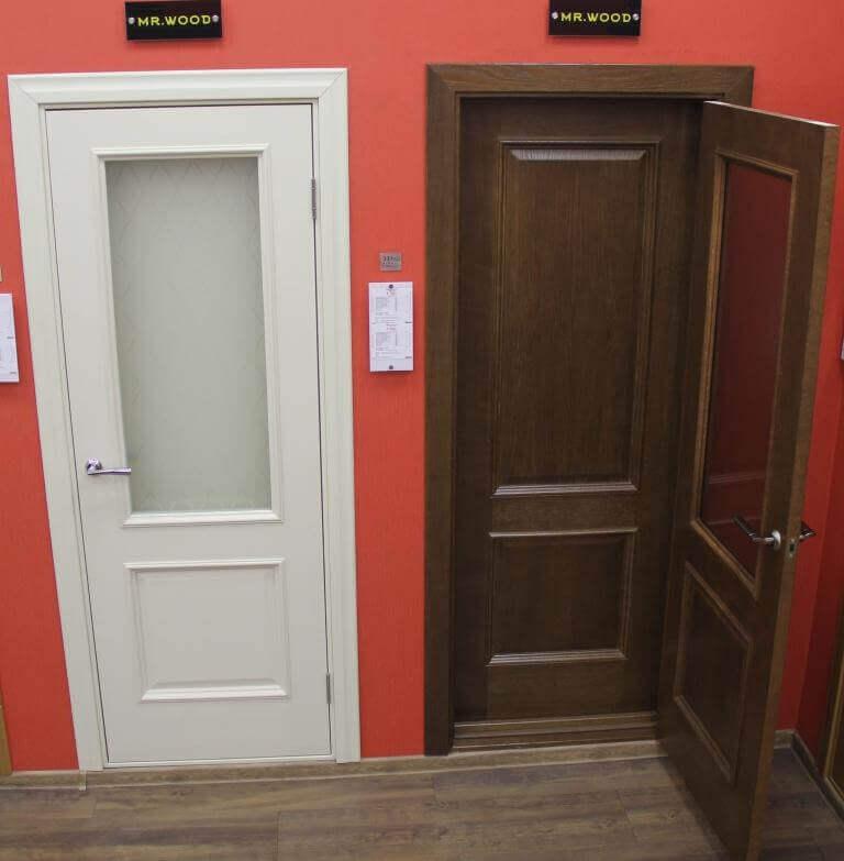 Дубовые двери Status Doors OS-012 купить в Киеве, Украине