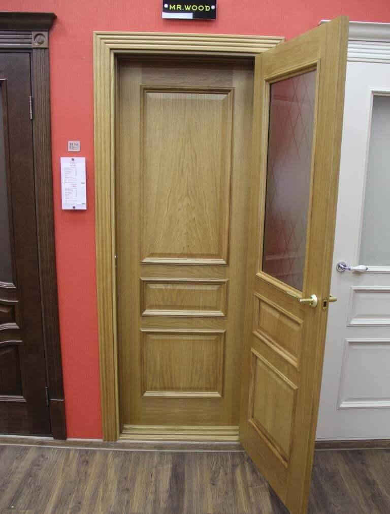 Купить двери из массива в Краснодаре от производителя по