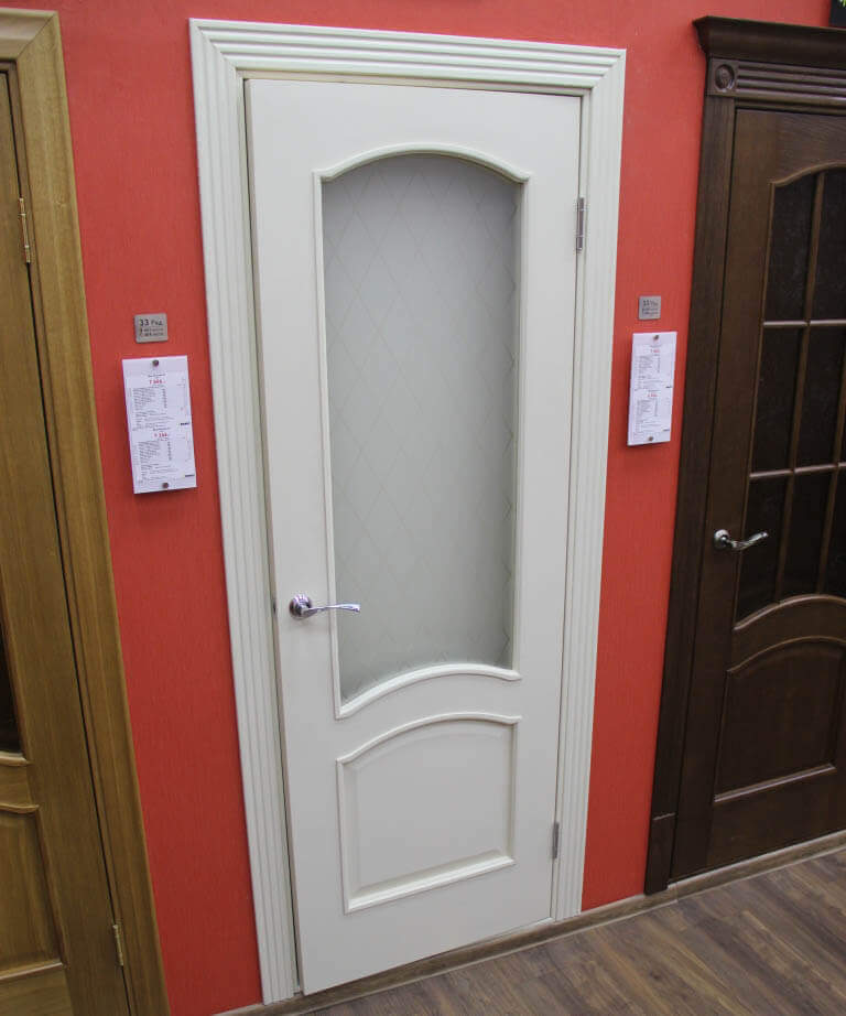 Двери из массива в Ярославле недорого, из бука, дуба