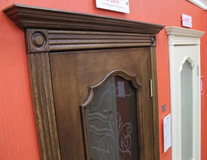 Межкомнатные двери из массива ясеня - Купить дверь из